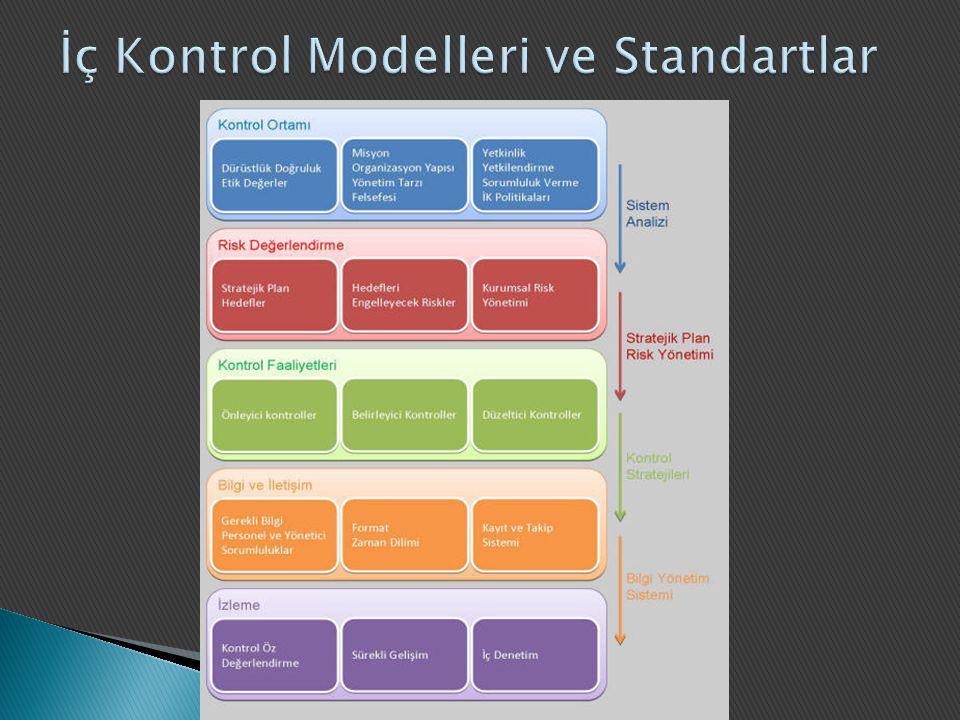 İç Kontrol Modelleri ve Standartlar