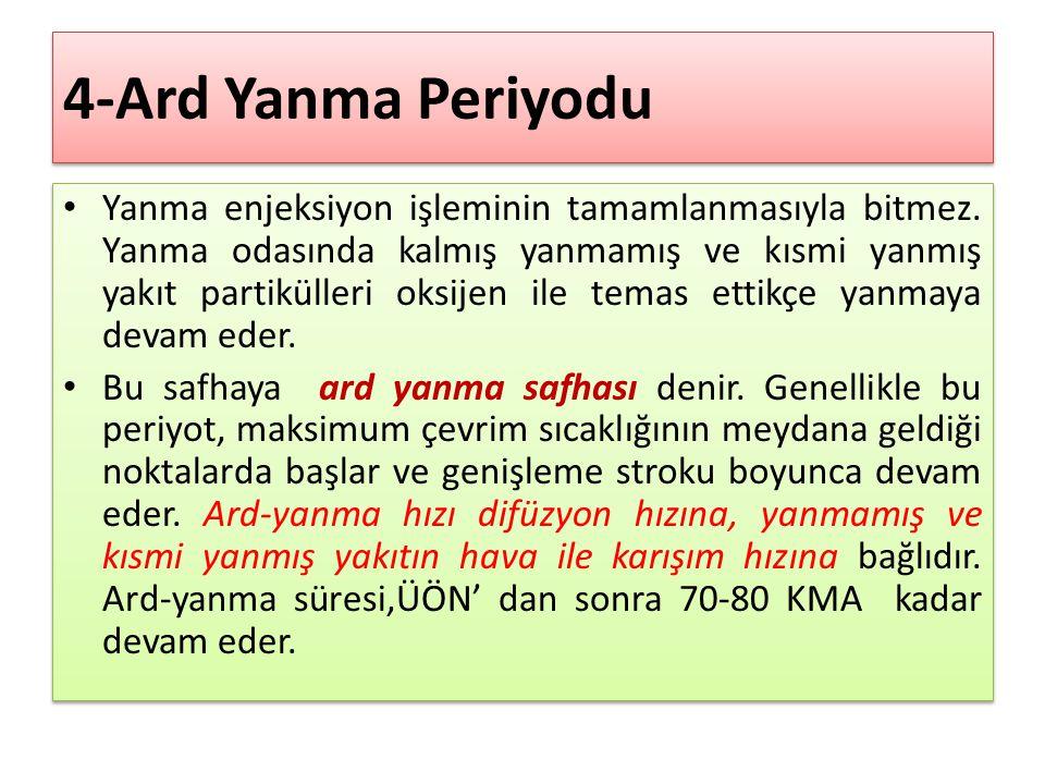 4-Ard Yanma Periyodu