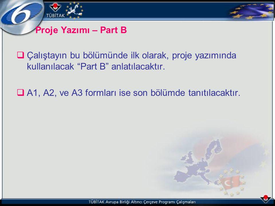 A1, A2, ve A3 formları ise son bölümde tanıtılacaktır.