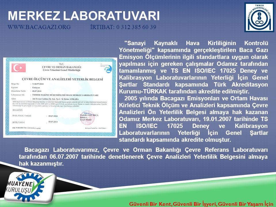 Merkez LaboratuvarI www.bacagazi.org İrtibat: 0 312 385 60 39