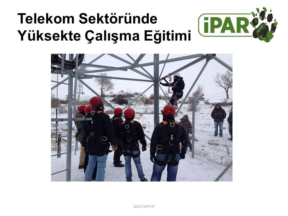 Telekom Sektöründe Yüksekte Çalışma Eğitimi