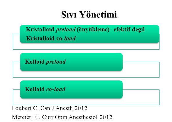 Kolloid (10 ml/kg > 5 ml/kg)- D.Birnbach 2008 minerva anestesiol.