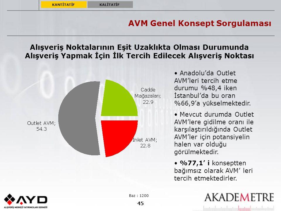 AVM Türlerine Yaklaşım Inlet&Outlet