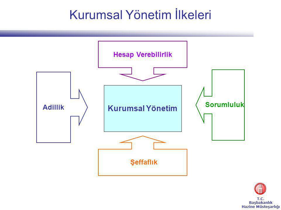 Kurumsal Yönetim İlkeleri