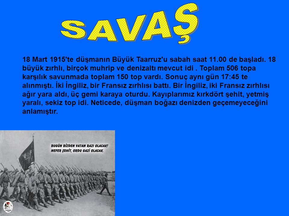 SAVAŞ