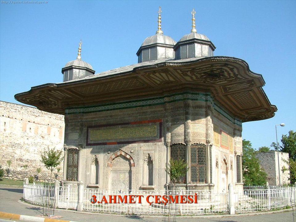 3.AHMET ÇEŞMESİ