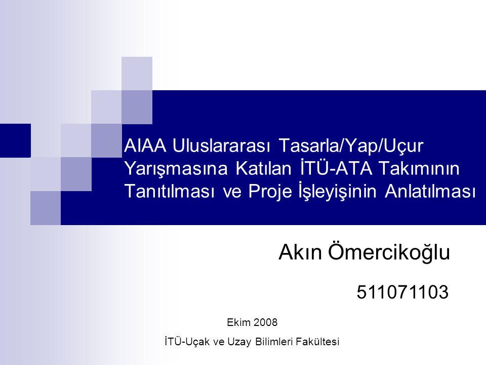 İTÜ-Uçak ve Uzay Bilimleri Fakültesi
