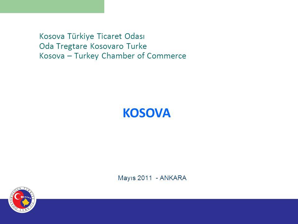 Kosova Türkiye Ticaret Odası Oda Tregtare Kosovaro Turke Kosova – Turkey Chamber of Commerce