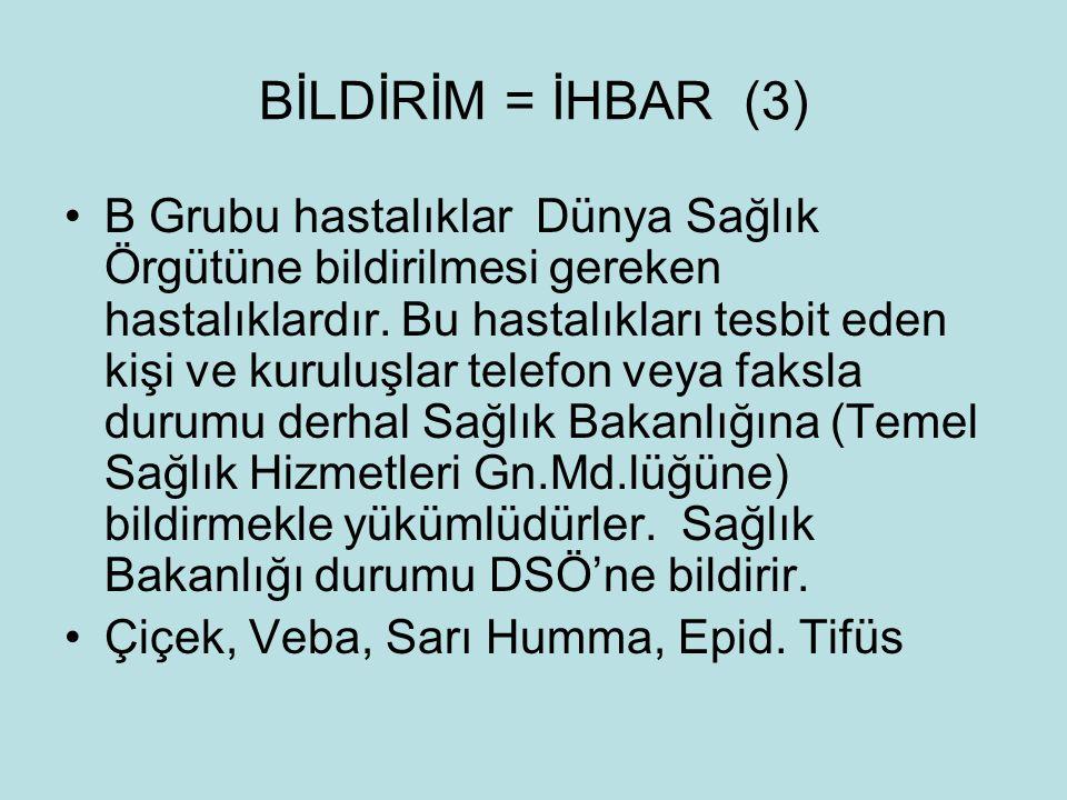 BİLDİRİM = İHBAR (3)