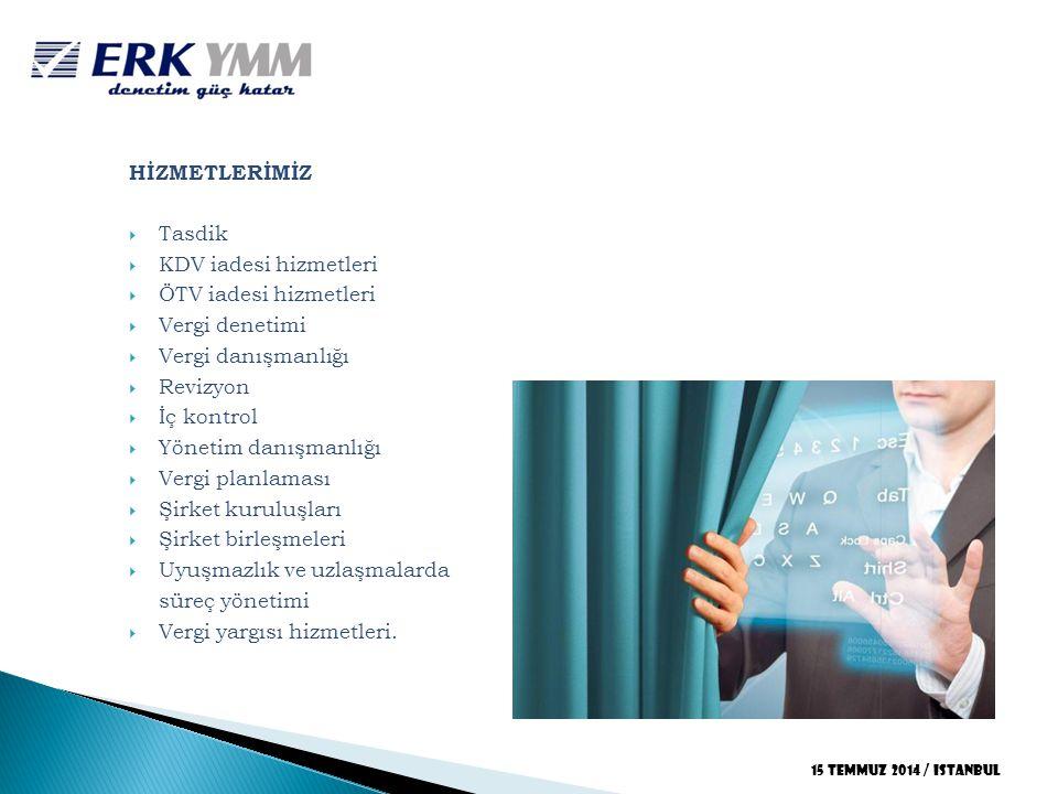Uyuşmazlık ve uzlaşmalarda süreç yönetimi Vergi yargısı hizmetleri.