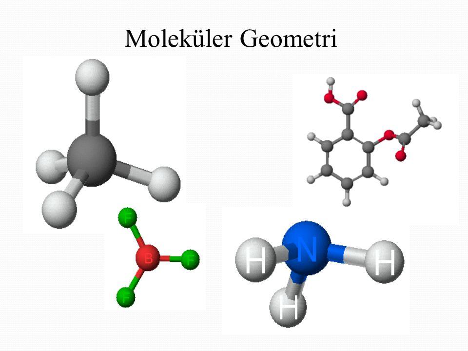 Moleküler Geometri