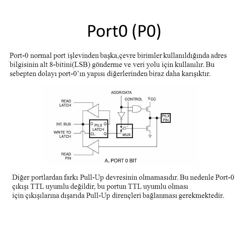 Port0 (P0)