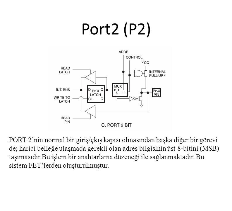 Port2 (P2)