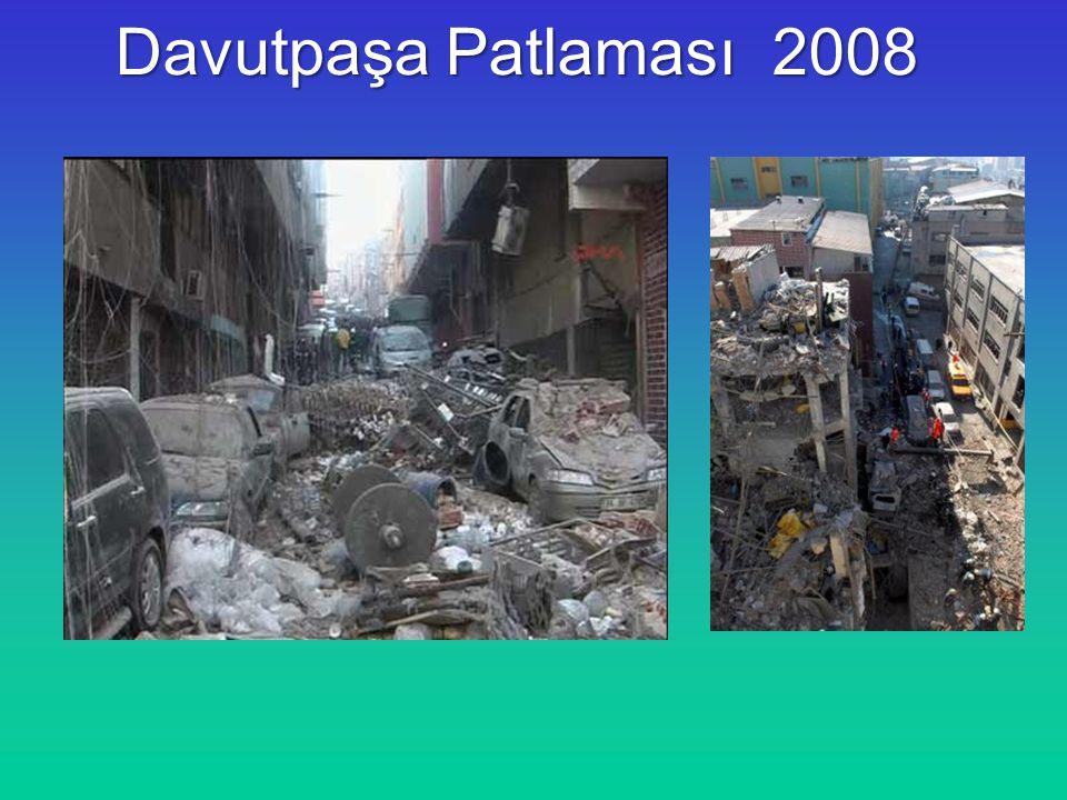 Davutpaşa Patlaması 2008