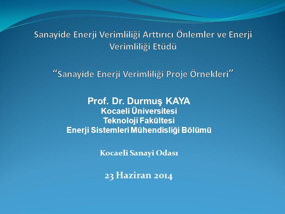 Enerji Sistemleri Mühendisliği Bölümü