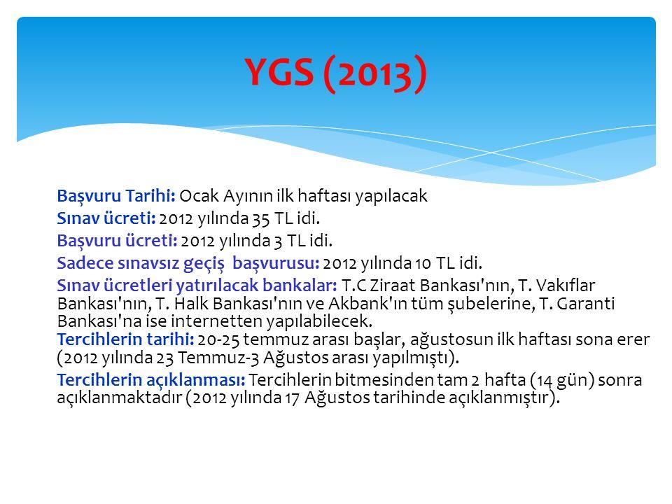 YGS (2013)