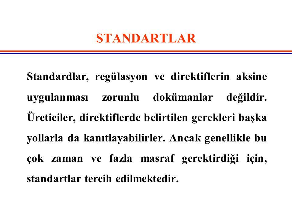 STANDARTLAR