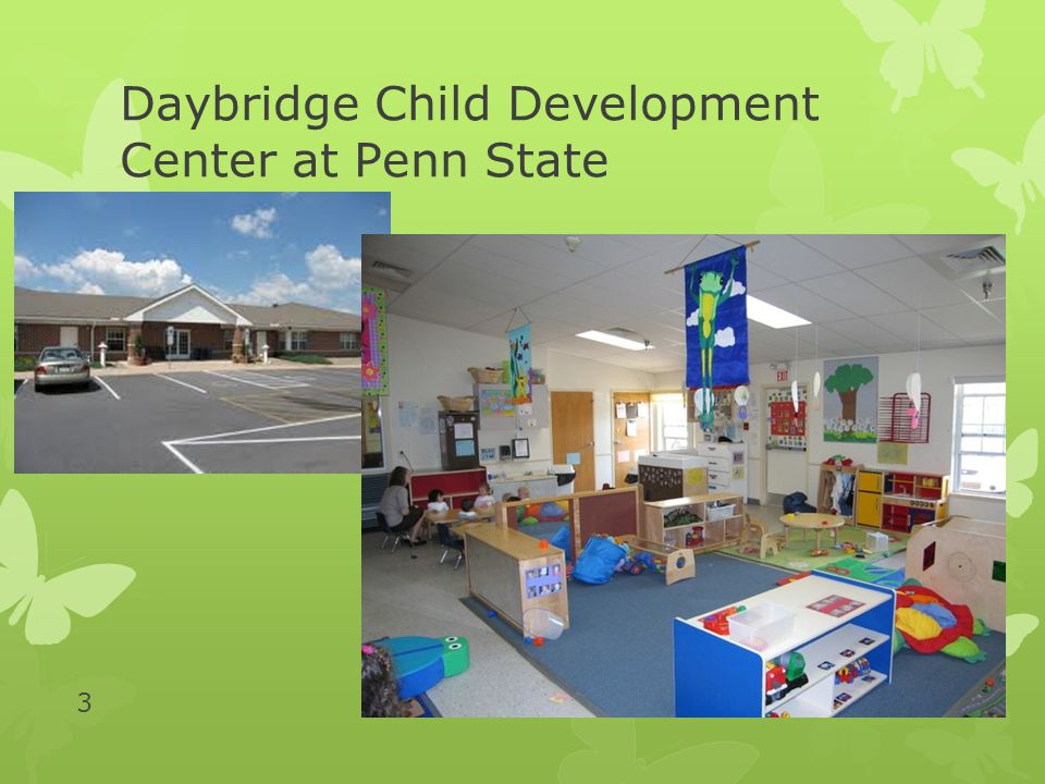 Daybridge Child Development Center at Penn State