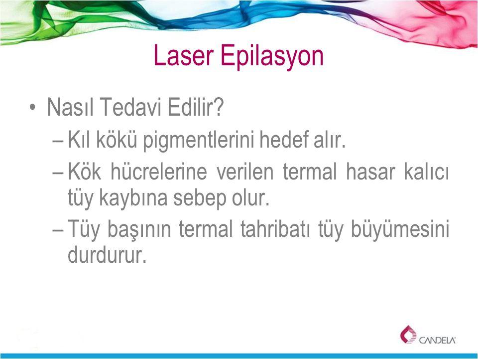Laser Epilasyon Nasıl Tedavi Edilir