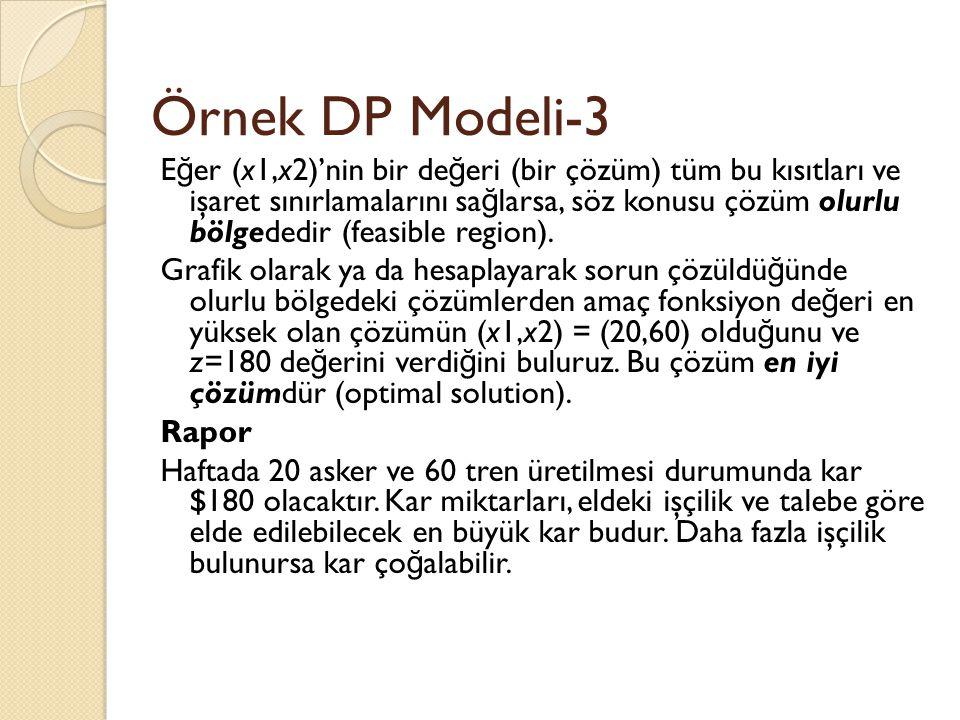 Örnek DP Modeli-3