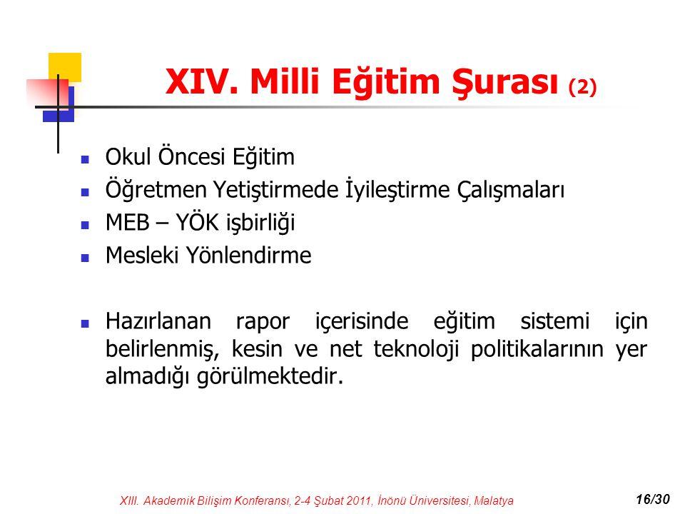 XIV. Milli Eğitim Şurası (2)