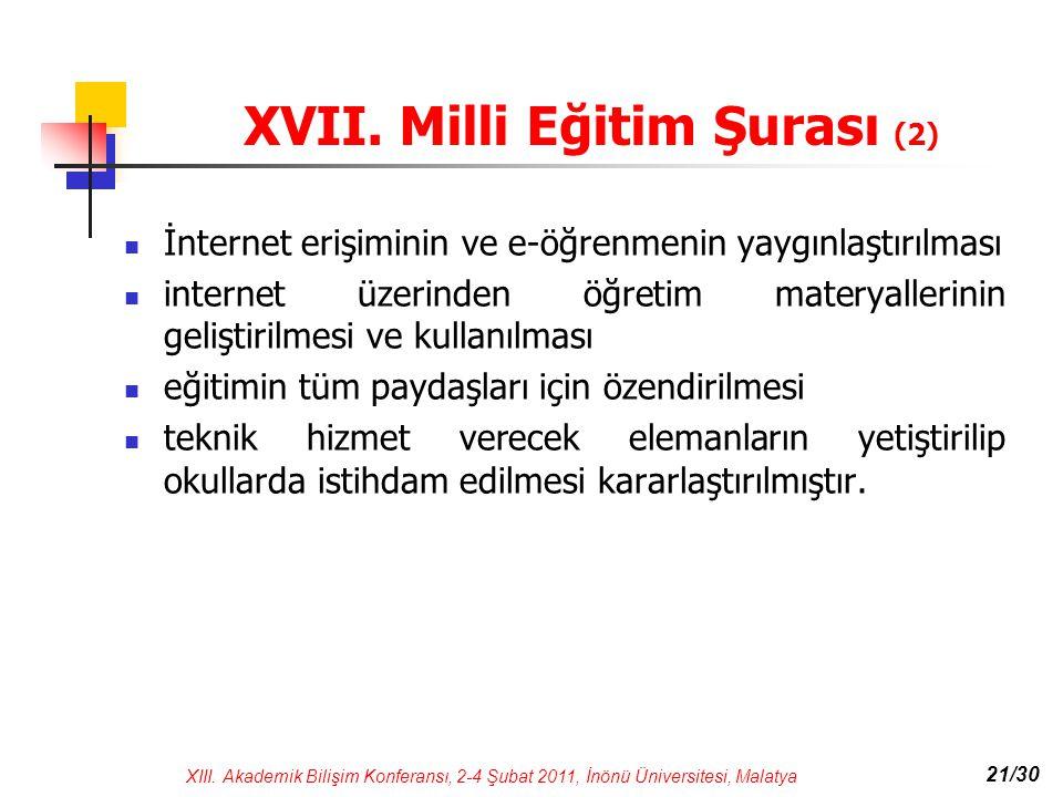 XVII. Milli Eğitim Şurası (2)