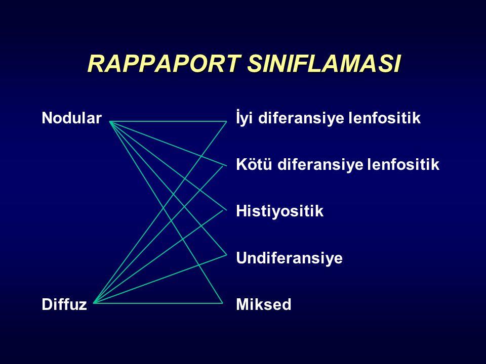 RAPPAPORT SINIFLAMASI