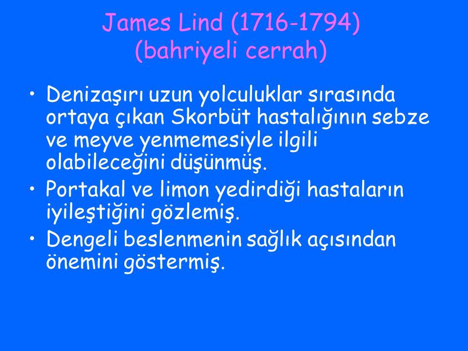 James Lind (1716-1794) (bahriyeli cerrah)