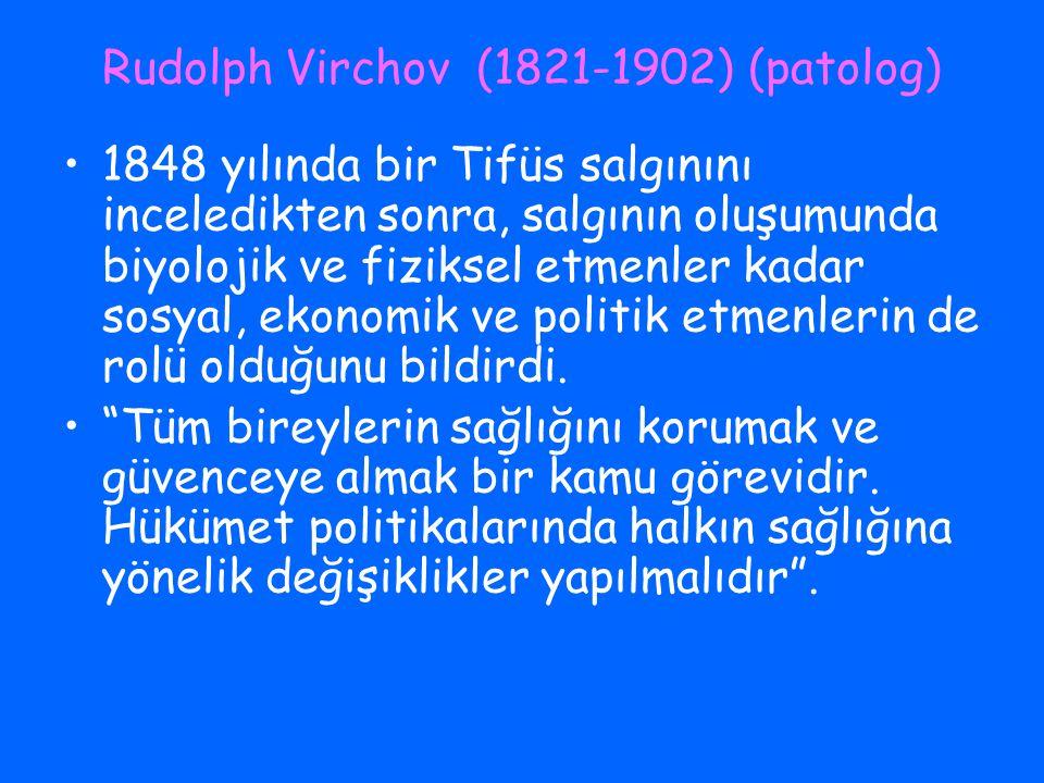Rudolph Virchov (1821-1902) (patolog)