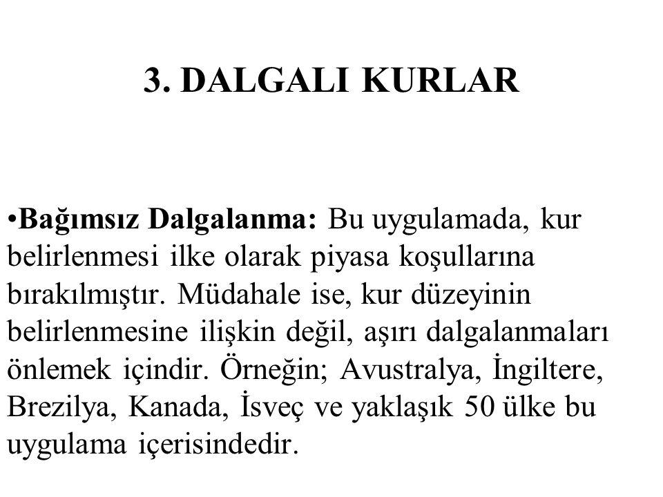 3. DALGALI KURLAR