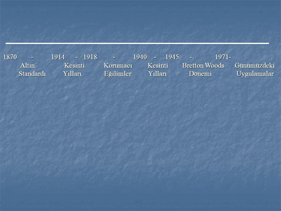 1870 - 1914 - 1918 - 1940 - 1945 - 1971-