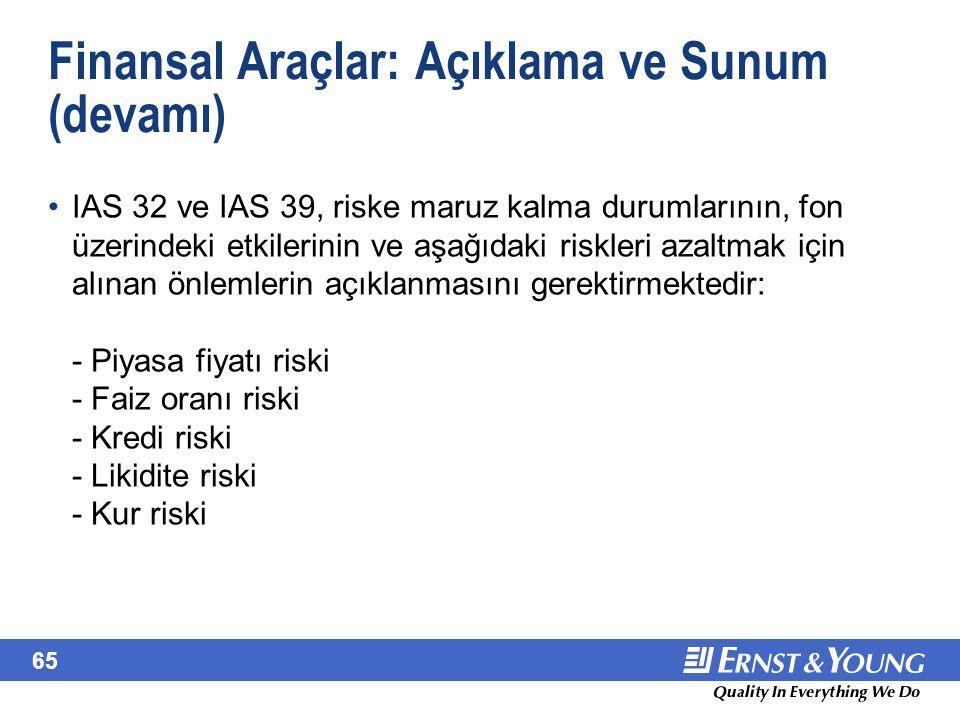 June 22, 2001 Riskin Açıklanması. Tanımlanan her bir risk için, aşağıdakiler açıklanır: Maruz kalınan risk ve nasıl ortaya çıktığı.