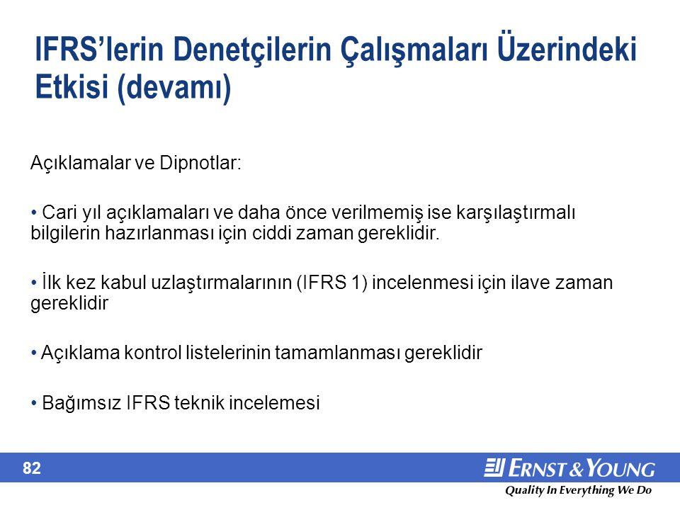 E. Denetçi ile yatırım fonu düzenleyicisi arasındaki ilişki