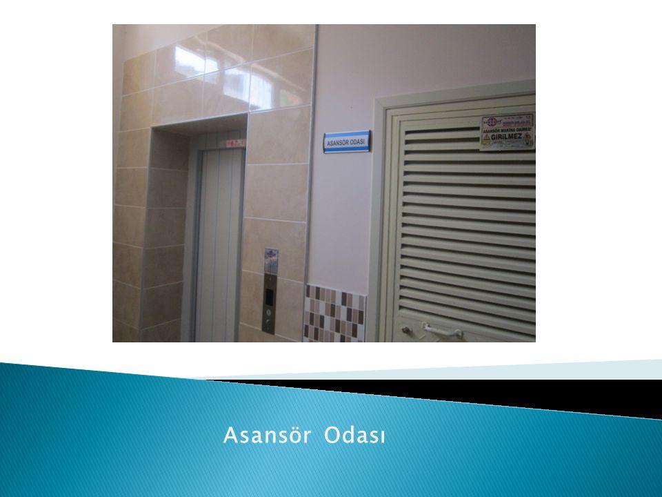 Asansör Odası