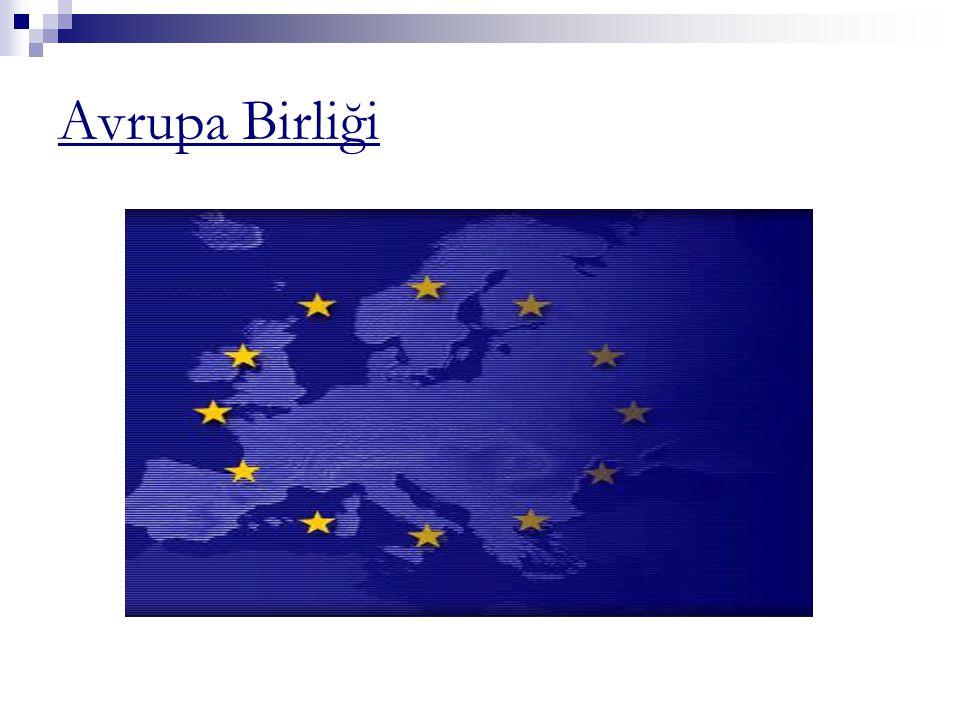 Avrupa Birliği