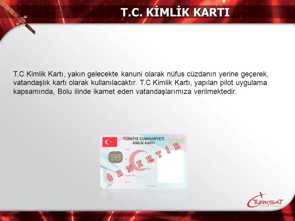 T.C. KİMLİK KARTI