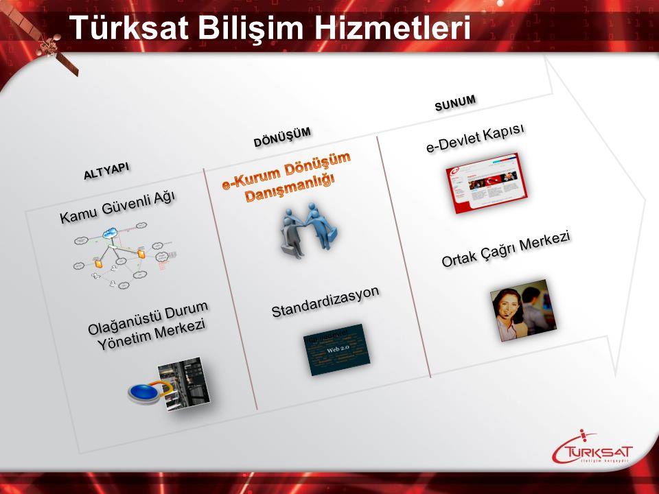 Türksat Bilişim Hizmetleri