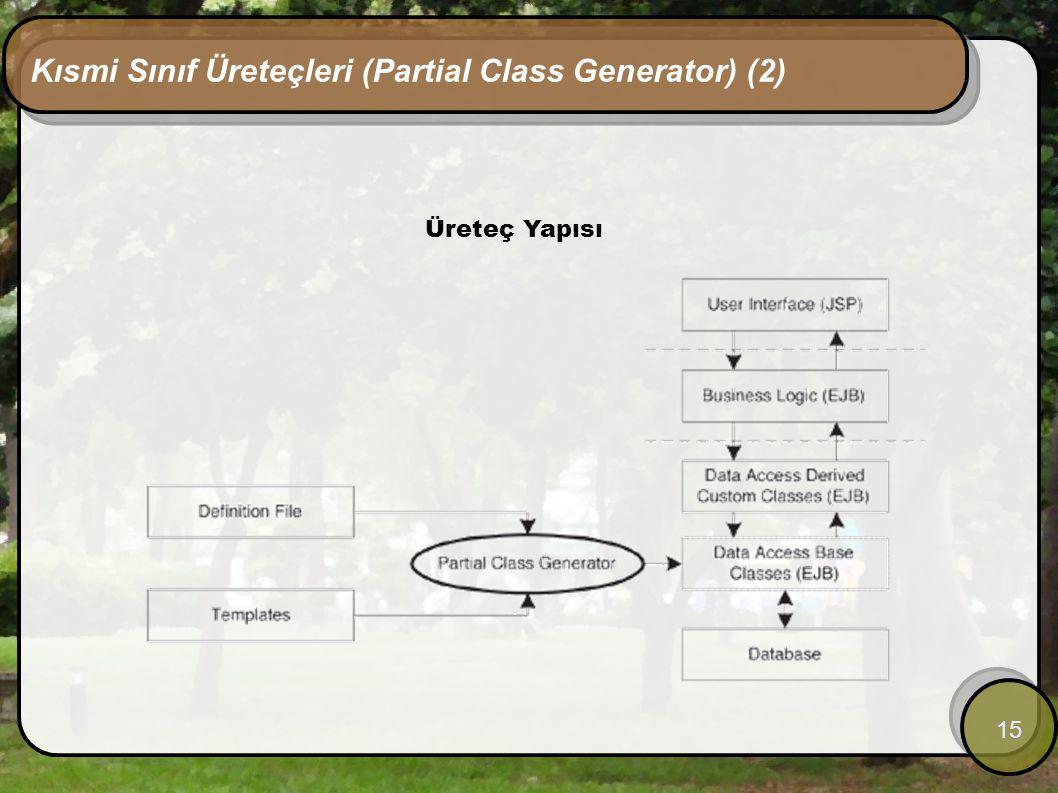 Kısmi Sınıf Üreteçleri (Partial Class Generator) (2)