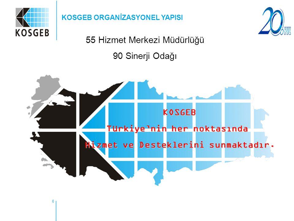 Türkiye'nin her noktasında Hizmet ve Desteklerini sunmaktadır.