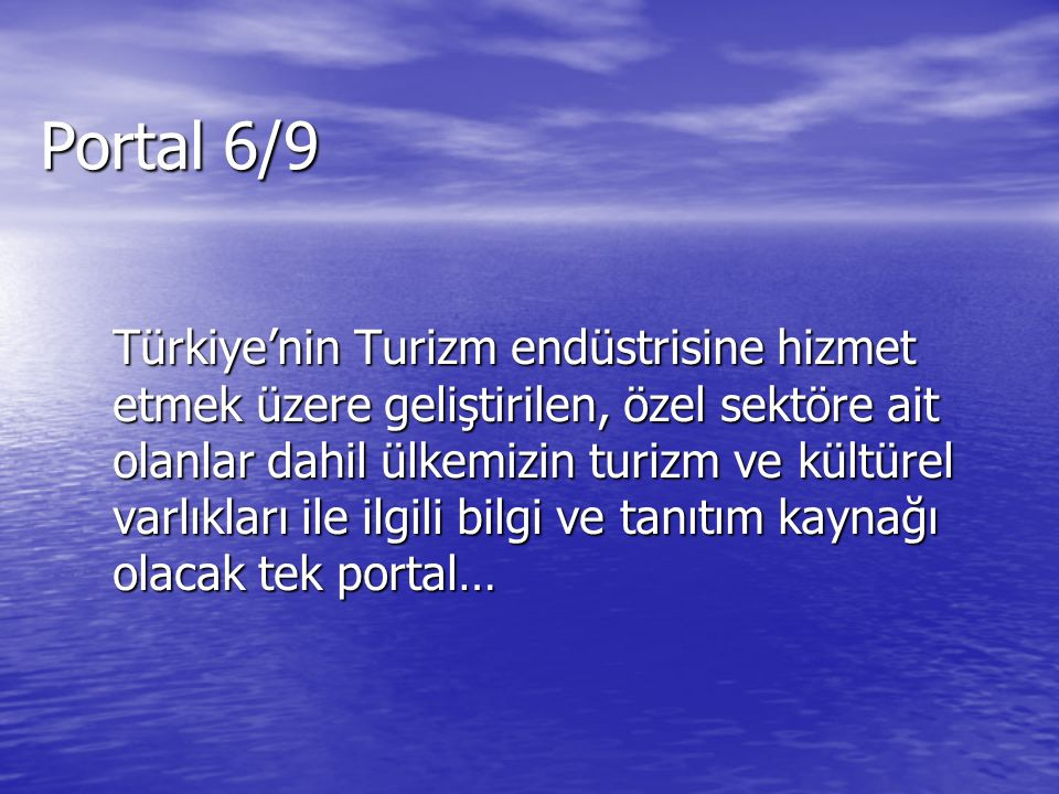 Portal 6/9