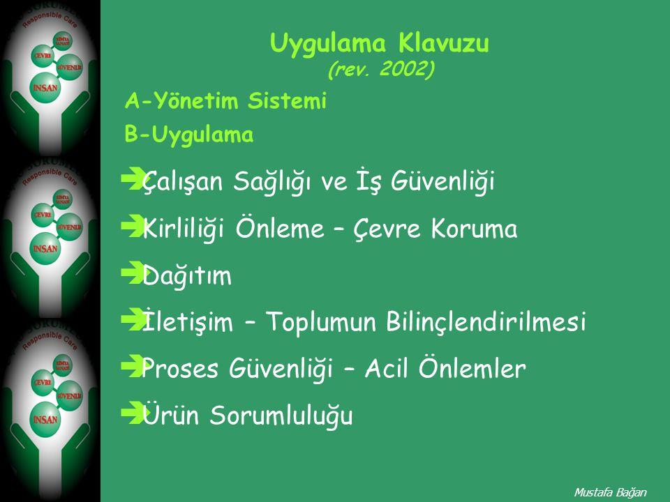Uygulama Klavuzu (rev. 2002)