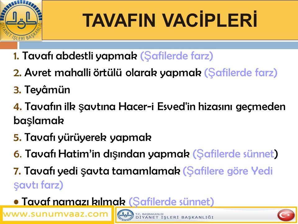 TAVAFIN VACİPLERİ
