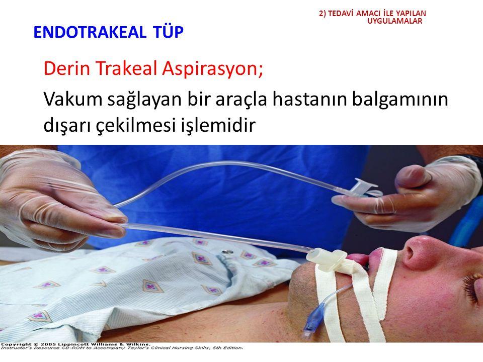 TRAKEOTOMİ - TRAKEOSTOMİ