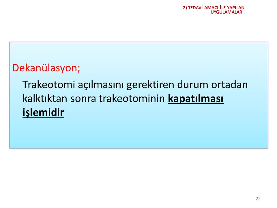 TRAKEOTOMİ