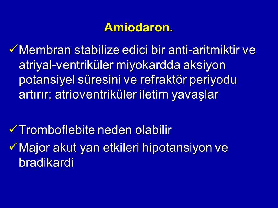 Amiodaron.