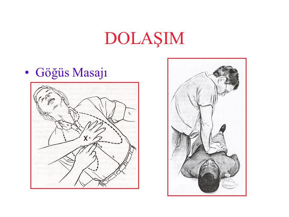 DOLAŞIM Göğüs Masajı