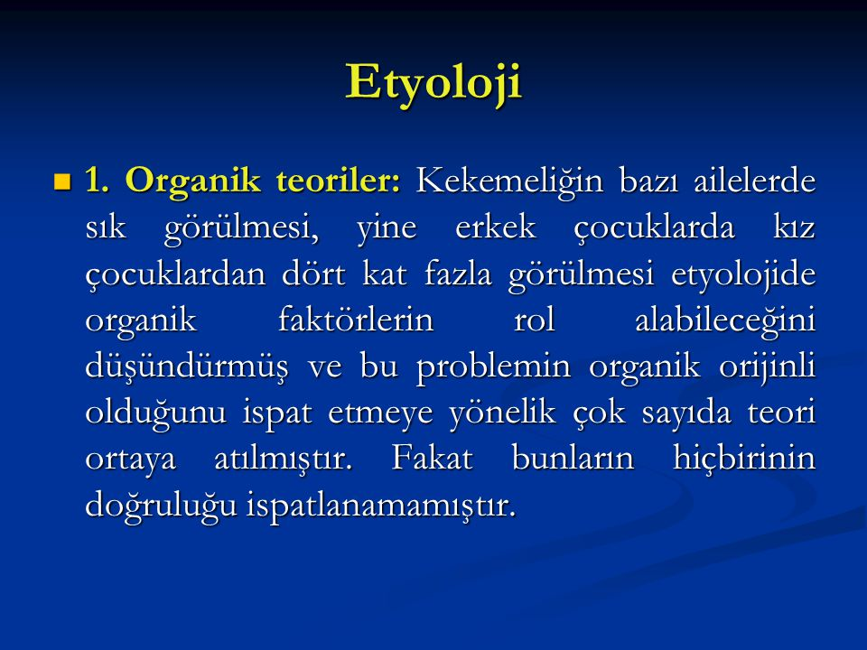 Etyoloji