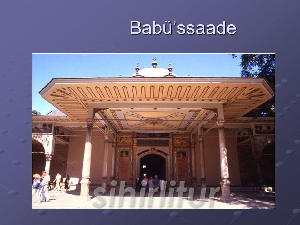 Babü'ssaade