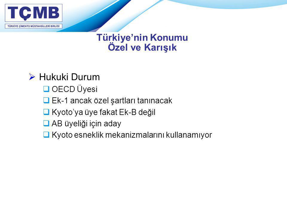 Türkiye'nin Konumu Özel ve Karışık