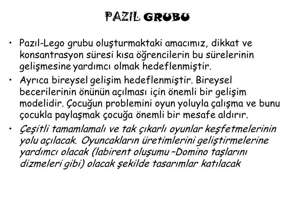 PAZIL GRUBU